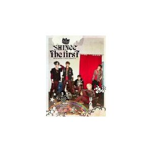 (CD)THE FIRST(初回生産限定盤)(DVD付) (CD+DVD) SHINee(管理:522070) collectionmall