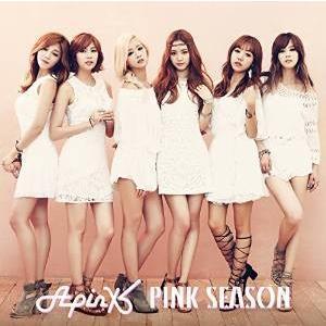 (CD)PINK SEASON (初回限定盤A)(CD+DVD) / Apink  (管理:531500) collectionmall