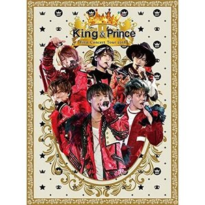King&Prince FirstConcert Tour2018 /King&Prince(管理番号:278121)※ディスクケース部分亀裂ありの為特価!!|collectionmall