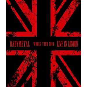 LIVE IN LONDON -BABYMETAL WORLD TOUR 2014- [Blu-ray] / ベイビーメタル (管理:255942)|collectionmall