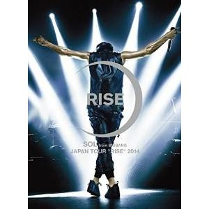 "SOL JAPAN TOUR ""RISE"" 2014 (Blu-ray2枚組+PHOTOBOOK) (初回生産限定盤) / (管理:255117)