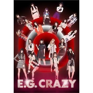 (CD)E.G. CRAZY(CD2枚組+DVD3枚組)(初...