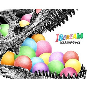 (CD)I SCREAM(2CD+2DVD)(完全生産限定 4cups盤) / Kis-My-Ft2 (管理:534667)|collectionmall