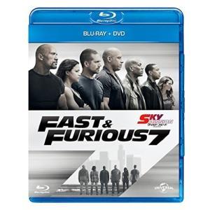 ワイルド・スピード スカイミッション ブルーレイ+DVDセット (Blu-ray) / (管理:256987)|collectionmall