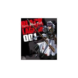 OVA BLACK LAGOON Roberta's Blood Trail 001 (DVD) (...