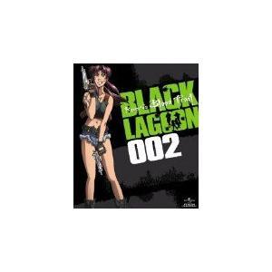 OVA BLACK LAGOON Roberta's Blood Trail Blu-ray002 ...