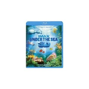 IMAX: Under the Sea 3D&2Dブルーレイ [Blu-ray] / (管理:210867)|collectionmall