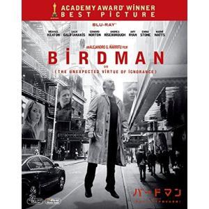 バードマン あるいは(無知がもたらす予期せぬ奇跡) [Blu-ray] / 【管理:256962】|collectionmall
