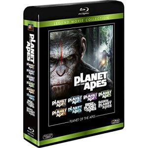 猿の惑星 ブルーレイコレクション(8枚組) (Blu-ray) /  (管理:257233)|collectionmall