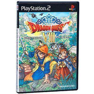 (PS2) ドラゴンクエストVIII 空と海と大地と呪われし姫君(管理:42154)|collectionmall