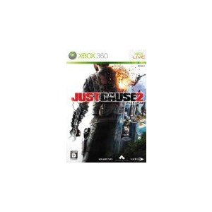 (XBOX360) ジャストコーズ2 (管理:111515) collectionmall