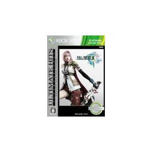 (XBOX360) ファイナルファンタジー13 アルティメットヒッツ インターナショナル (管理:111714) collectionmall