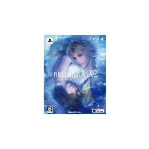 (PS Vita) ファイナルファンタジー X/X-2 HD Remaster TWIN PACK ...