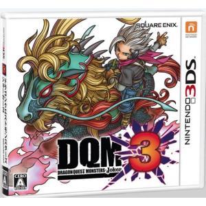 (3DS) ドラゴンクエストモンスターズ ジョーカー3 (管理:410627)※カートリッジのみ|collectionmall