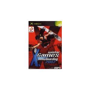 (XBOX) ESPN ウィンターXゲームズ スノーボーディング2002 (管理:22021) collectionmall