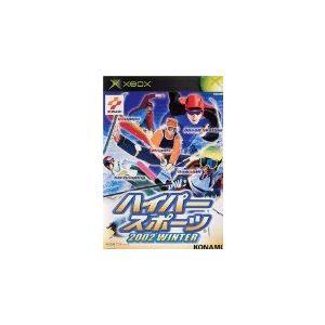 (XBOX) ハイパースポーツ2002WINTER (管理:22031)|collectionmall