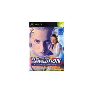 (XBOX) WTA ツアーテニス プロエヴォリューション (管理:22068)|collectionmall