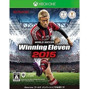 (XBOX ONE) ワールドサッカー ウイニングイレブン2015 (管理:430058)|collectionmall