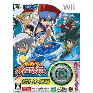 (Wii) メタルファイトベイブレード ガチンコ (ベイブレード無し) (管理:380372)|collectionmall