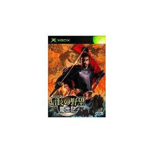 (XBOX) 信長の野望・嵐世記 (管理:22028)|collectionmall