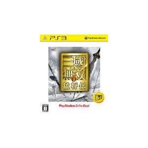 (PS3) 真・三國無双6 猛将伝 PS3 the Best...