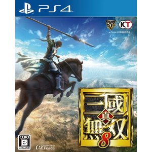 (PS4) 真・三國無双8 (管理番号:405765)|collectionmall