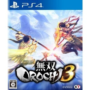 (PS4) 無双OROCHI3 (管理番号:405985)|collectionmall