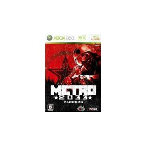 (XBOX360) メトロ2033 (管理:111497)|collectionmall