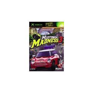 (XBOX) ミッドタウン マッドネス3 (管理:22128) collectionmall