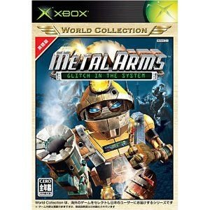 (XBOX) Metal Arms(メタルアームズ):Glitch in (管理:22185) collectionmall
