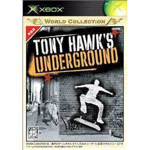 (XBOX) トニー・ホークス アンダーグラウンド (管理:22186)|collectionmall