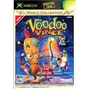 (XBOX) Voodoo Vince(ヴードゥーヴィンス) (管理:22195)|collectionmall