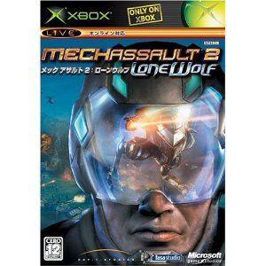 (XBOX) メック アサルト2:ローンウルフ (管理:22231)|collectionmall