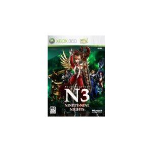 (XBOX360) NINETY-NINE NIGHTS(N3) (管理:111029)|collectionmall