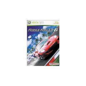 (XBOX360) リッジレーサー 6 (管理:111003)|collectionmall