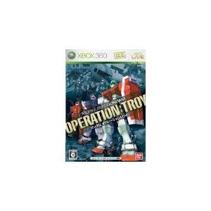 (XBOX360) ガンダム オペレーショントロイ (管理:111219)|collectionmall
