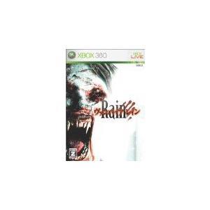 (XBOX360) ヴァンパイアレイン (管理:111086)|collectionmall
