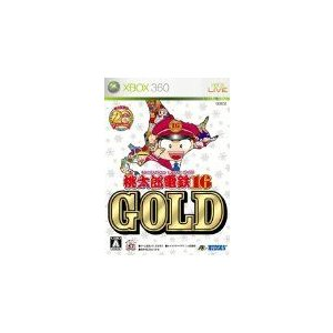 (XBOX360) 桃太郎電鉄16 GOLD (管理:111161) collectionmall