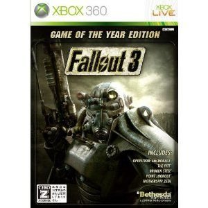 (XBOX360) Fallout 3(フォールアウト) Game of The Year Edition (管理:111435)|collectionmall