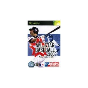 (XBOX) オールスターベースボール2003 (管理:22066)|collectionmall