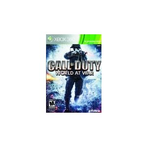 (XBOX360) Call of Duty: World at War(輸入版:アジア)(管理:111333) collectionmall