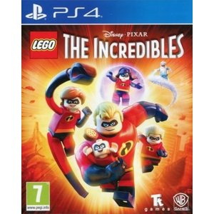 (PS4) LEGO THE INCREDIBLES (輸入版) (管理番号:406051)|collectionmall
