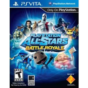 (PS VITA) PlayStation All-Star...