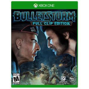 (XBOX ONE) Bulletstorm Full Cl...