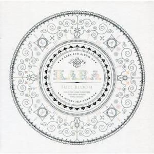 (CD)(輸入盤)KARA/KARA 4集 - Full Bloom (韓国盤)(管理:552245)の画像