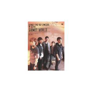 中古輸入洋楽DVD SHINEE / THE 1ST CONCERT SHINEE WORLD[輸入盤]の商品画像|ナビ