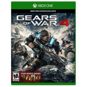 (XBOX ONE) Gears of War(ギアーズ・オブ・ウォー) 4(輸入版:北米) (管理:430180)|collectionmall