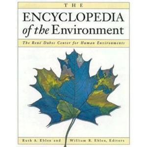 (単行本)The Encyclopedia of the Environment/Rene Dubos Center for  (管理:799624)|collectionmall