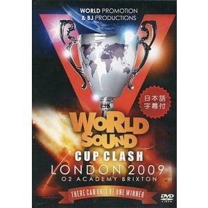(DVD)WORLD SOUND CUP CLASH 200|collectionmall