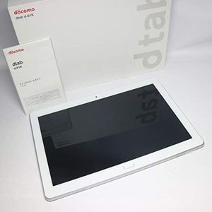 docomo dtab d-01K [Silver] シルバー(管理:673438)|collectionmall